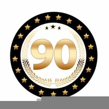 Bierviltjes 90 jarig jubileum