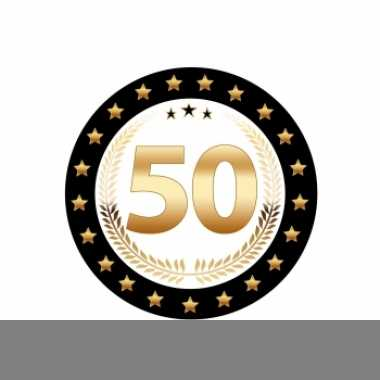Bierviltjes abraham sarah 50 jaar