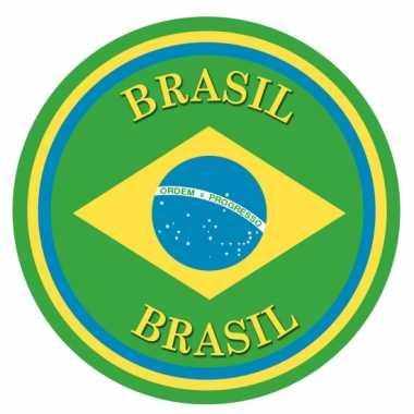 Bierviltjes in braziliaans thema