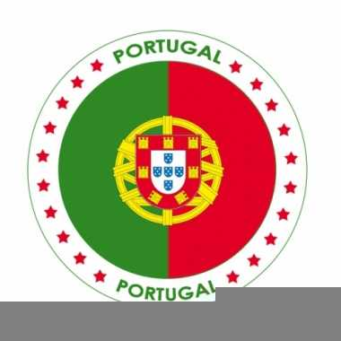 Bierviltjes in portugees thema