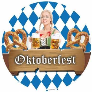 Bierviltjes voor een oktoberfest