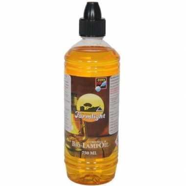 Bio lampenolie citronella 750 ml
