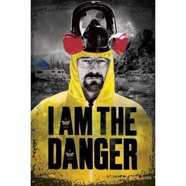 Breaking bad heisenberg poster