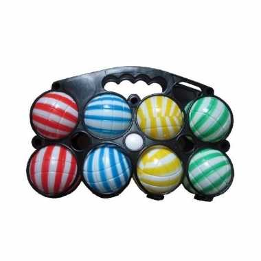Buitenspeelgoed jeu de boules set trend 10090844