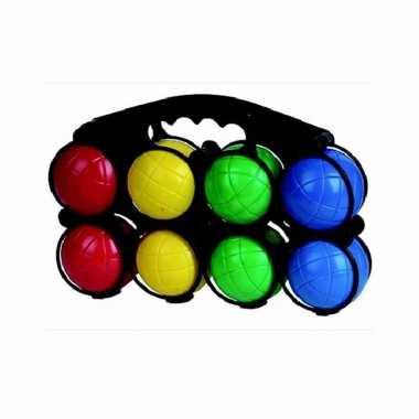Buitenspeelgoed jeu de boules set trend