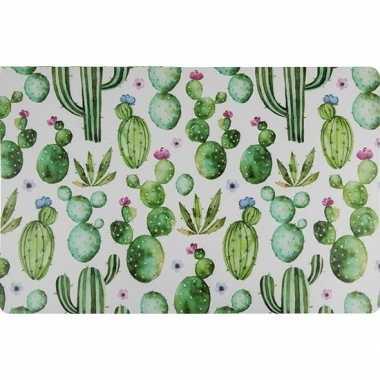 Cactus placemats 44 cm type 1