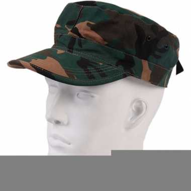 Camouflage leger pet