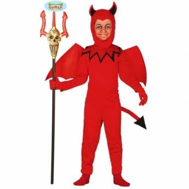 Carnavals outfit voor kinderen duiveltje
