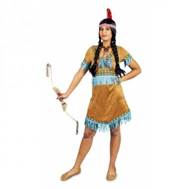 Carnavalskostuum indiaan voor dames