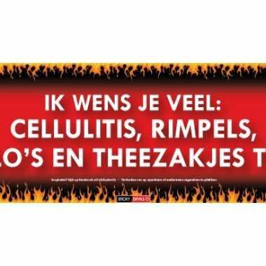 Cellulitis sticky devil sticker