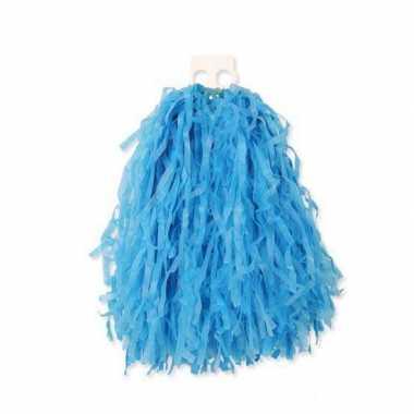 Cheerballs blauw 28 cm