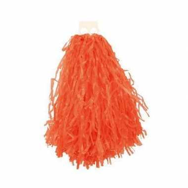 Cheerballs oranje 28 cm