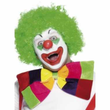 Clown feest strik