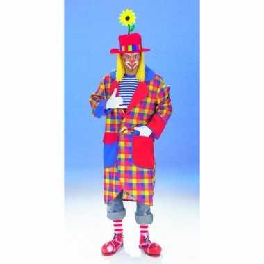 Clown verkleedkleding