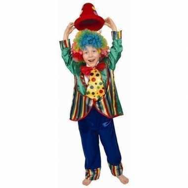 Clowns kleding voor kinderen