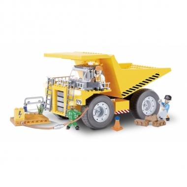 Cobi kiepwagen bouwstenen set