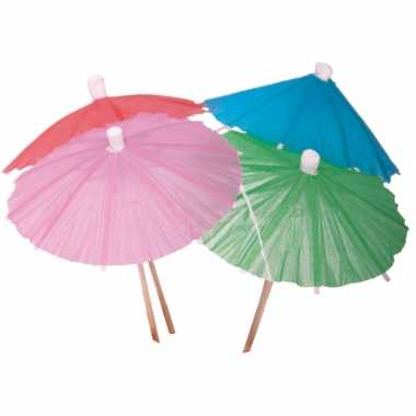 Cocktail parasols 20 stuks