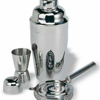 Cocktail shaker set 27,8 x 19,3 x 9,8 cm
