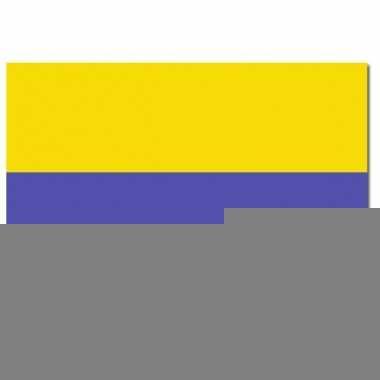 Colombiaanse landen vlaggen