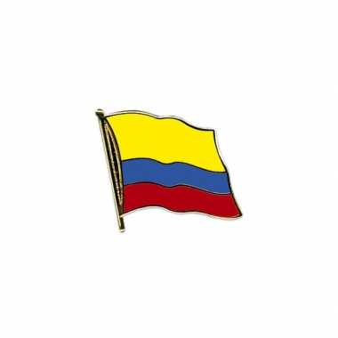 Colombiaanse vlaggetje pins
