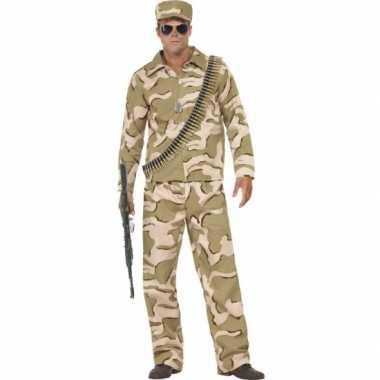 Commando verkleed outfit voor heren