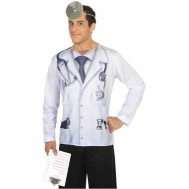 Compleet dokter kostuum voor heren