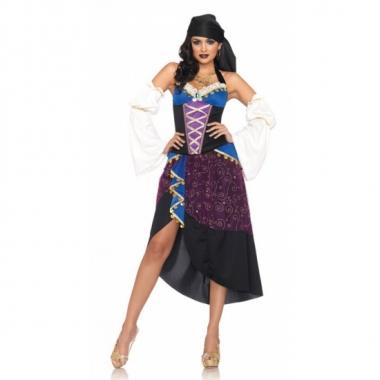 Compleet gypsy kostuum voor dames