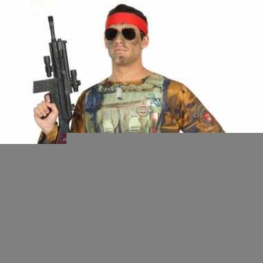 Compleet soldaat kostuum voor heren
