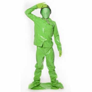 Compleet soldaat kostuum voor kids
