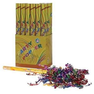 Confetti shooters multi-color 50 cm