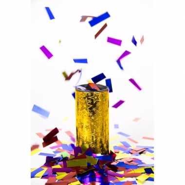 Confetti tafelkanon goud