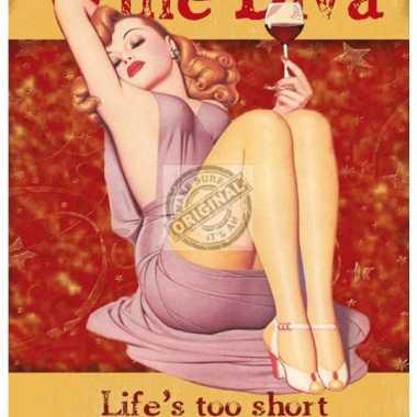 Dames gadgets wijn diva
