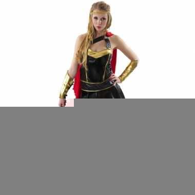 Dames gladiator jurk