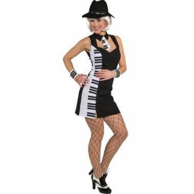 Dames piano jurkje