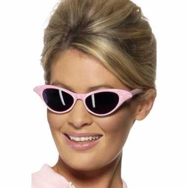 Dames zonnebril rock n roll