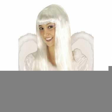 Damespruik voor een engel