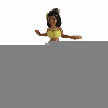 Dansend hula meisje solar