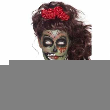 Day of the dead schmink set zombie