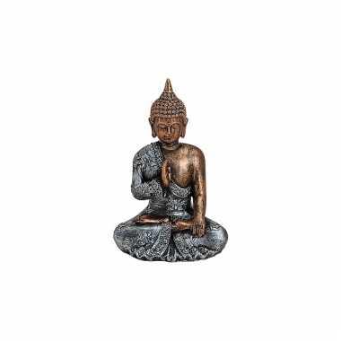 Decoratie beeld boeddha type 1 18 cm