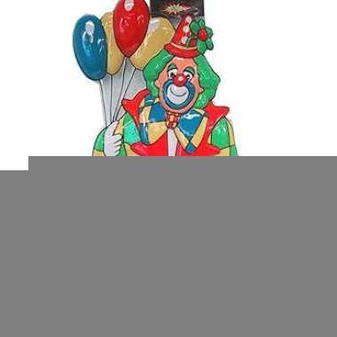 Decoratie clown
