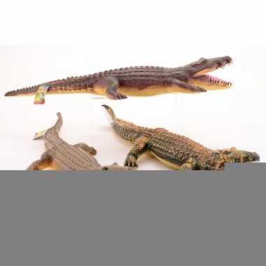Decoratie krokodillen 60 cm