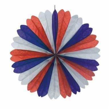 Decoratie waaier amerika 60 cm