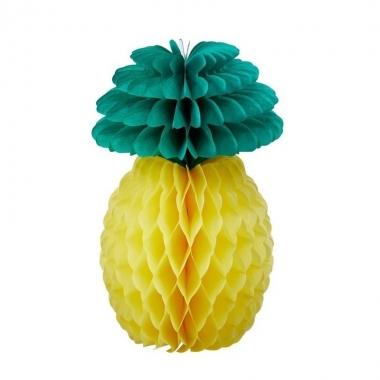 Decoratiebol ananas 30 cm