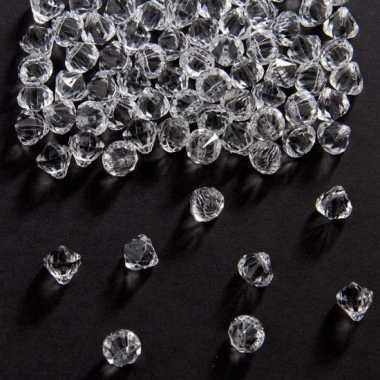 Diamantjes transparant 9 mm
