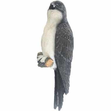 Dierenbeeld zwaluw 18 cm type 2