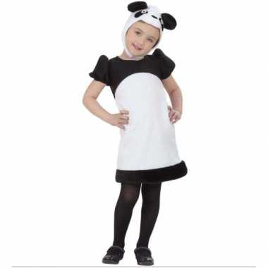 Dierenpakje pandabeer voor meiden