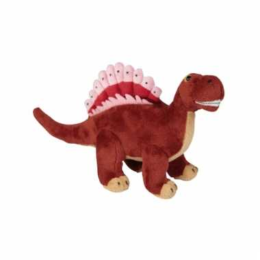 Dinosaurus spinosaurus knuffel 28 cm