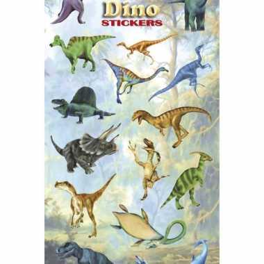 Dinosaurus stickervellen