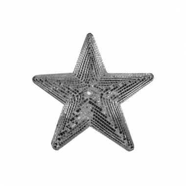 Disco spiegel bal ster vorm 25 cm