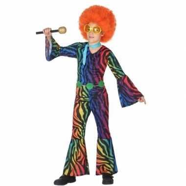 Disco verkleedkleding voor kinderen